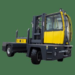 side loading lift truck