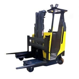 multi-directional stand on reach truck